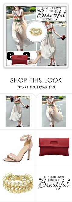 """""""Romwe #4"""" by amina-haskic ❤ liked on Polyvore featuring romwe"""