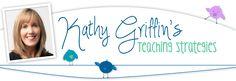 New Custom Blog Design by The 3AM Teacher: Kathy Griffin's Teaching Strategies