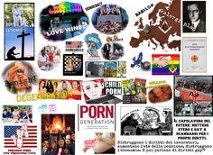 #Democrazia #caos #babele #propaganda #FalseIdeologie #Ideologie #TV #Mode #selfie #illusioni #Occidente #Pornografia #LGBT #Gay #Kalergi #UE #Europa #banche #debito #aborto #immigrazione #manipolazione #illuminati #massoneria  #chiesa #famiglia