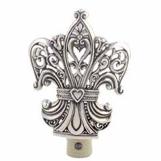 Brighton Fleur De Lis Night Light-have several, look the look & the ambient light