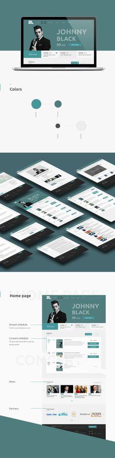 White Hall SPbPU #webdesign #UI #UX #mockup #apple #lstr