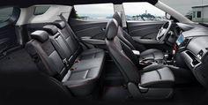 쌍용자동차 소형 SUV `티볼리 에어 가솔린` 실내 인테리어 (제공=쌍용자동차)