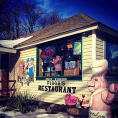 Piggy's Restaurant - 91 N. Lake Dr.