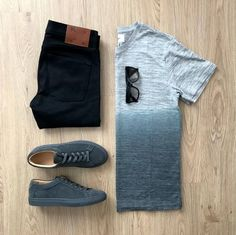 Combinações Masculinas Casual Outfits, Men Casual, Fashion Outfits, Stylish Men, Fashion Trends, Stylish Clothes, Fashion Lookbook, Ootd Fashion, Fashion Styles