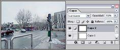 Iluminar una Foto muy Oscura sin generar Ruido... - Photoshop Designs