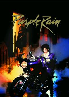 Prince Purple Rain movie cover