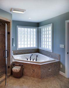 Local Builders, Corner Bathtub, Bathtub, Bathroom