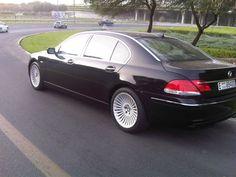 2006 BMW 750li, yep my baby!