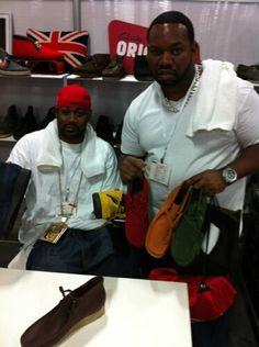 Shoe fly shoe, Wally Don Clark crew.