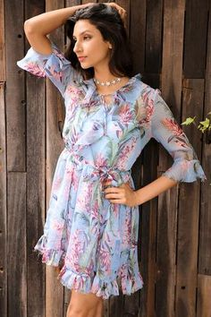 1f6725aeeb9 Dresses. Chiffon RuffleRuffle DressFloral ...
