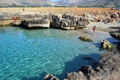 Sicilia - Caletta a Macari, Sicilia  - di tonyhp