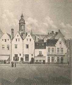 Sint Andriesplaats, 1876