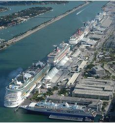 Miami Cruise Port Information Find Address Information - Miami cruise