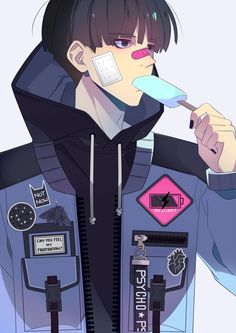 y/n kageyama is starting his new life at a new school and town wonder what would happen next. Anime Guys, Manga Anime, Anime Art, Mob Paycho, Mob Psycho 100 Wallpaper, Character Art, Character Design, Mob Physco 100, Boy Illustration
