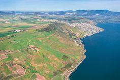 https://flic.kr/p/eJU7iq | View from above  Sea of Galilee, Tiberias, Tverya
