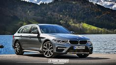 Rendering: 2017 BMW 5 Series Cross Touring - http://www.bmwblog.com/2017/05/16/rendering-bmw-5-series-cross-touring/