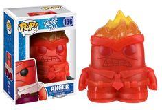 Pop! Disney - Inside Out - Anger [Crystal Fire Head]