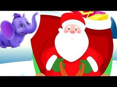 Santa Claus is coming to town  (Children version) - YouTube