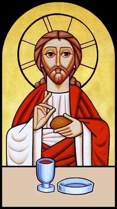 Pictures Of Jesus Christ, Images Of Christ, Religious Images, Religious Icons, Religious Art, Catholic Priest, Catholic Art, Jesus E Maria, Emoji Pictures