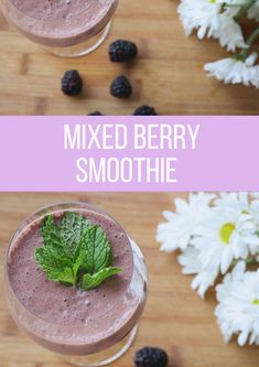 Easy and nutritious weight loss smoothie. #HealthyEating #Diet #Nutrition #Healthy #HealthyLifestyle #HealthyLiving #HealthAndFitness #Weightloss #Motivation #HealthTips #EatingHealthy #EatClean #Keto #WeightlossSmoothie #MixedBerries