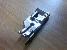 """Suela 1/4"""" cin guia para el perfecto Patchwork, consiguela en www.maquinasdecoserdori.com, y te enseñan a usarla"""