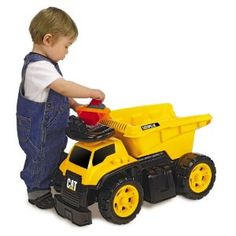 Toy Truck Toddlers