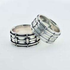 Caja anillo en tamaños más pequeños por LeaFloriaJewellery en Etsy
