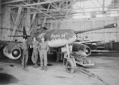 """Messerschmitt Me 262 """"Pulkzerstörer"""", jet fighter. Messerschmitt Me 262, Ww2 Aircraft, Fighter Aircraft, Military Aircraft, Fighter Jets, Aircraft Photos, Luftwaffe, Photo Avion, Ww2 Planes"""