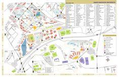 21 Best Campus Map images in 2015   Invitations, Campus map