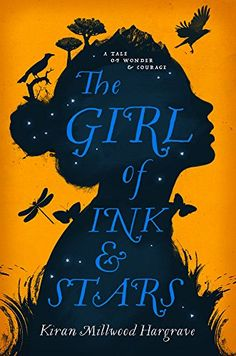 The Girl of Ink & Stars  Isabella, a cartographer's daughter who, despite her wandering spirit, is forbidden to leave the island where she lives. When her friend goes missing Isabella embarks on a search, following her father's maps, which lead her on a path to discover the darker parts of the island, where monsters roam free and an ancient legend becomes her guiding light. http://www.amazon.com/dp/1910002747/ref=cm_sw_r_pi_dp_MIGoxb0A0D5A3