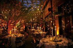 Midsummer Wedding Reception 19