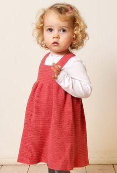 4f119577ece1 Hæklet spencer til piger - FamilieJournal.dk Mobil Hæklet Baby Tøj