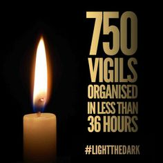 Thousands across Australia attended the Light the Dark vigils last night. And those who couldn't attend, lit a candle at 8 p.m. in solidarity. RIP Reza Berati.  #australia #auspol #tonyabbott #scottmorrison #rezab #manusisland #lightthedark