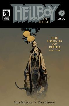 Preview: Hellboy in Hell #7,   Hellboy in Hell #7  Story: Mike Mignola Art: Mike Mignola Cover: Mike Mignola Publisher: Dark Horse Publication Date: August 26th, 2015  P...,  #All-Comic #All-ComicPreviews #Comics #DarkHorse #HellboyinHell #MikeMignola #Previews