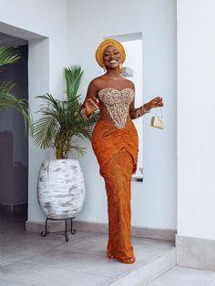 Short African Dresses, African Wedding Dress, Latest African Fashion Dresses, African Print Fashion, Africa Fashion, Nigerian Wedding Dresses Traditional, African Fashion Traditional, Modern Outfits, Dress Styles