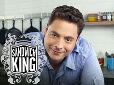 Sandwich King on Food Network ~ Love this Guy! Food Network Channel, Food Network Tv Shows, Food Network Recipes, Real Food Recipes, Jeff Mauro, Tv Chefs, Food Pyramid, Personal Chef, Best Chef