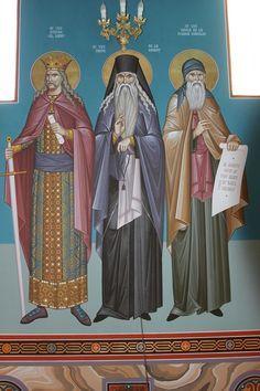 Biserica Sf. Ier. Nicolae - ursutz : gabi : pictura Orthodox Icons, Religious Art, Cathedral, Saints, Princess Zelda, Sf, Interiors, Fictional Characters, Image