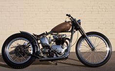 bobber motorcycles | ... – Motorcycle Build Inspiration » Blog Archive » Triumph Bobber