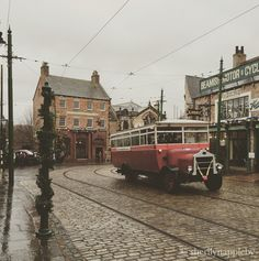 So in love with Beamish at Christmas time.