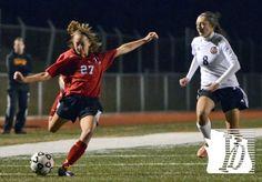 Dover vs Northeastern girls' soccer, Tuesday October 8, 2013. John A. Pavoncello photo - jpavoncello@yorkdispatch.com