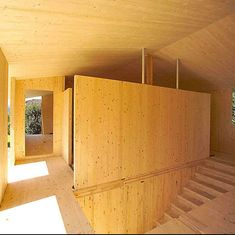 Cross Laminated Timber / CLT Home