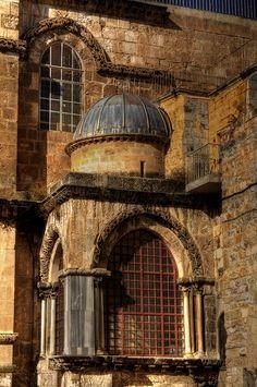 Church of the Holy Sepulchre, Jerusalem.
