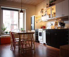 Kitchen after dc fix