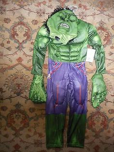 Bnwt the #disney store deluxe avengers hulk #costume size / age 5 - 6 rrp #£35.9,  View more on the LINK: http://www.zeppy.io/product/gb/2/371854024372/