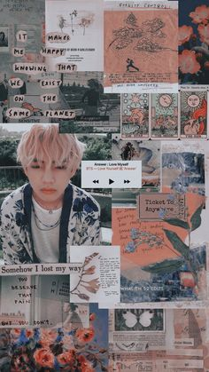 28 Ideas kpop aesthetic wallpaper bts for 2019 K Wallpaper, Trendy Wallpaper, Lock Screen Wallpaper, Wallpaper Ideas, Mobile Wallpaper, Aesthetic Collage, Kpop Aesthetic, Bts Taehyung, Namjoon