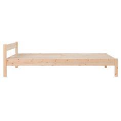 Pine Bed Single