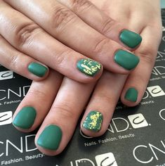On the hunt for some nails for St Patricks Day that really kick butt, standing out for all the right reasons? We have spent hours trawling … St Patricks Day Nails, St. Patricks Day, Cnd Nails, Holiday Nails, You Nailed It, Nail Colors, Nail Art Designs, Saints, Beauty
