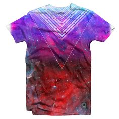 HYPE GALACTIC - sublimation printing!