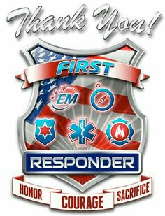 """Singer-songwriter Matt Jackson released a song today entitled """"Thank You First Responder"""" dedicated to Honor First Responders. Firefighter Paramedic, Volunteer Firefighter, Firefighter Decor, First Responders Day, Emergency Responder, Fire Dept, Fire Department, A Table, Appreciation"""