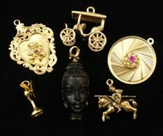 Hallmarks for Fine Gold Jewelry